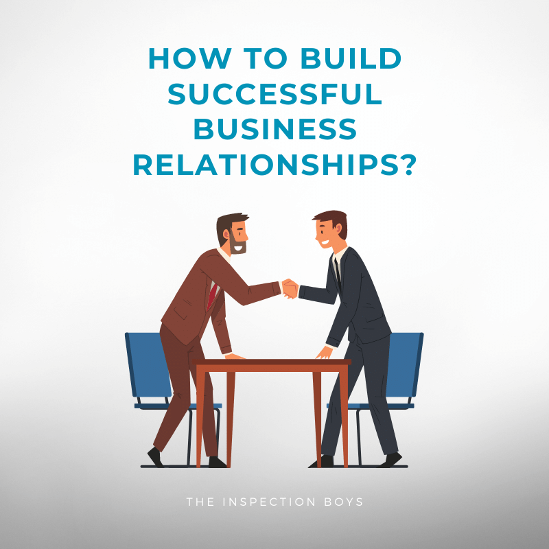 business relationships